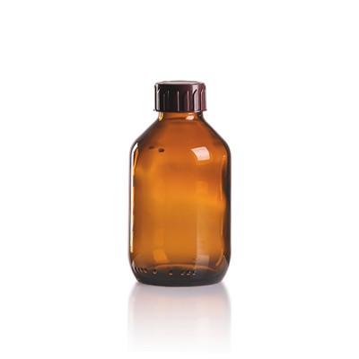150ml Euro-Medizinflasche mit braunem Verschluss