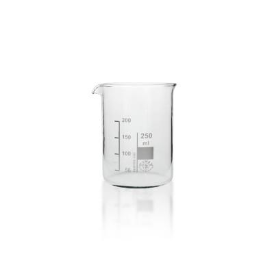 Becherglas 250ml niedrige Form