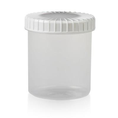 Schraubdose 180 ml transparent