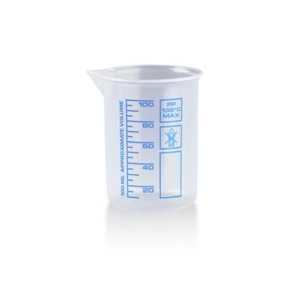 Messbecher / Griffinbecher Kunststoff 100ml