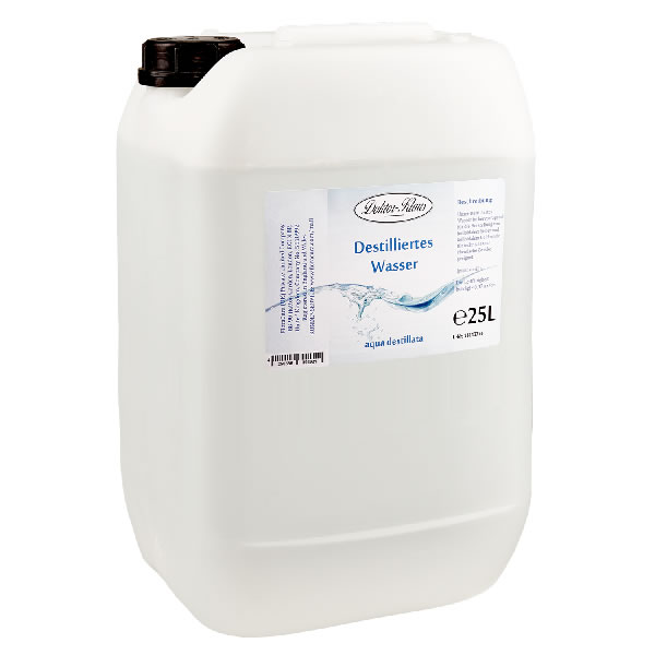Kondenstrockner Destilliertes Wasser