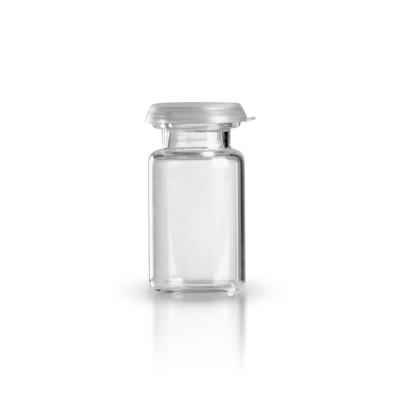 Tablettenglas mit Schnappdeckel 5ml