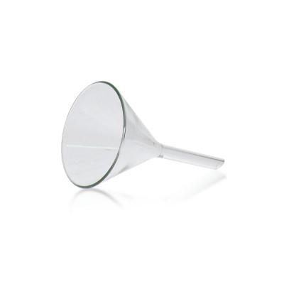 60mm Glastrichter - Kalk-Soda Glas