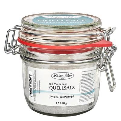 250g Quellsalz (Gourmetsalz) aus Portugal