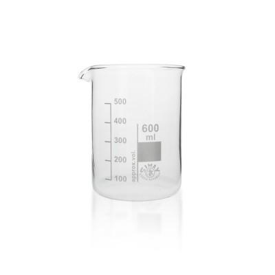 Becherglas 600ml niedrige Form