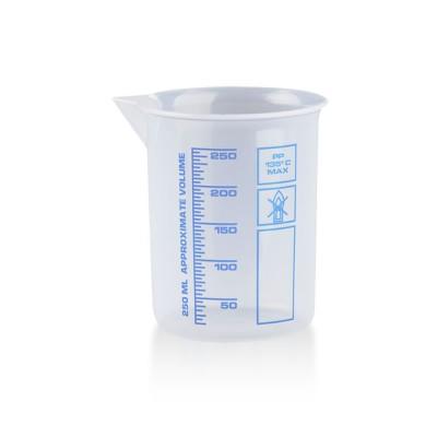 Messbecher /Griffinbecher Kunststoff 250ml
