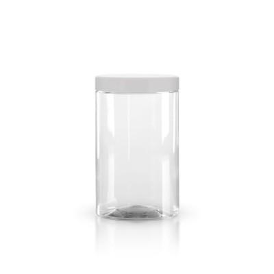 PET Kunststoffdose 400ml