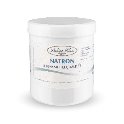 Natron 500g Dose - Doktor Klaus