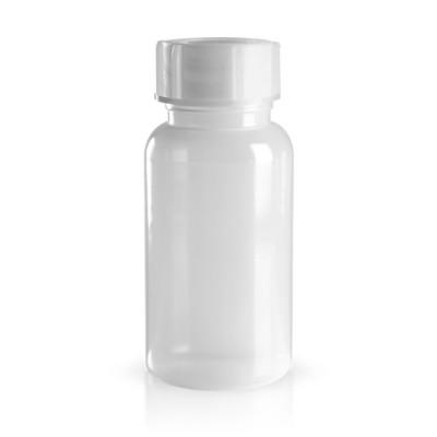 1000ml Kunststoff Laborflasche Weithals inkl. Schraugverschluss