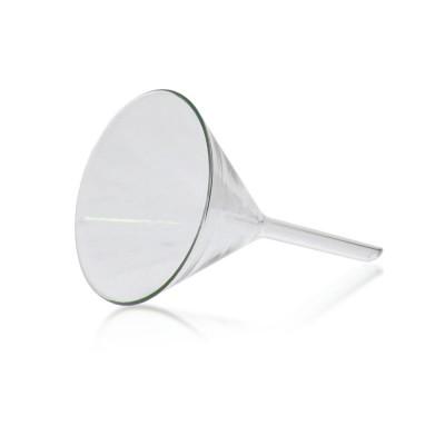 75mm Glastrichter - Borosilikat Glas